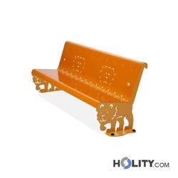Moderne Sitzbank h14009