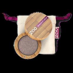 Zao - Bambus Perlmutt Lidschatten 107 (Brown Grey)