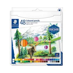 STAEDTLER Buntstift Staedtler Buntstifte, 48 Farben