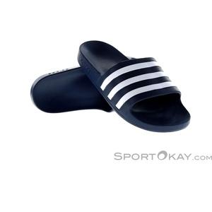 adidas Adilette Aqua Freizeitsandalen-Blau-6