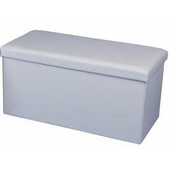 Echtwerk Echtwerk SeatBox Sitztruhe weiß