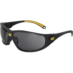 CAT TREAD104CATERPILLAR Schutzbrille Schwarz DIN EN 166-1