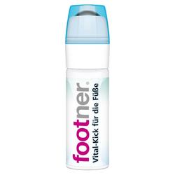 FOOTNER Vital-Kick für die Füße Dosierschaum 50 ml