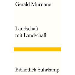 Landschaft mit Landschaft: eBook von Gerald Murnane