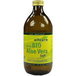 Aloe Vera Saft Bio
