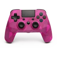 Snakebyte Game:Pad 4 S Wireless Controller pink