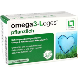 omega3-Loges pflanzlich