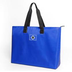 Hamburger SV  Shopper Strandtasche - Blau