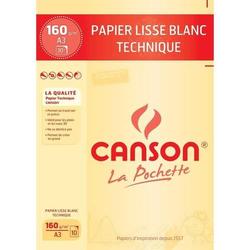 Zeichenpapier A3 160g/qm weiß