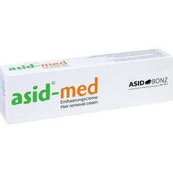 ENTHAARUNGS CREME asid-med 75 ml