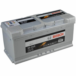 Bosch S5 015 Autobatterie 110Ah