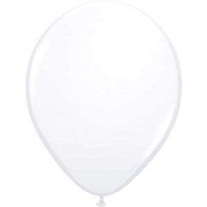 Folat Luftballons weiß 50er Pack