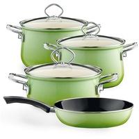 RIESS Nouvelle Topfset 4-tlg. smaragd