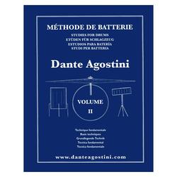Dante Agostini - Méthode de Batterie - Volume II