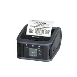 B-FP3D-GH40 Plus - Mobiler Thermodrucker, 80mm, Etikettendruck mit Spender, USB, WLAN