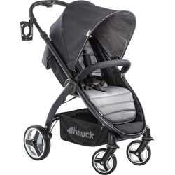 Hauck Kinder-Buggy Buggy Lift Up 4, Charcoal schwarz