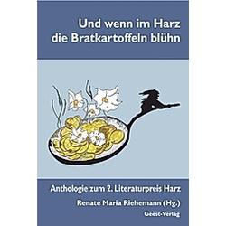 Und wenn im Harz die Bratkartoffeln blühn - Buch
