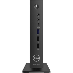 Dell Wyse 5070 - Thin Client - DTS - 1 x Thin Client Intel J5005 (4 x 1.5GHz / max. 2.8GHz) 4GB RAM
