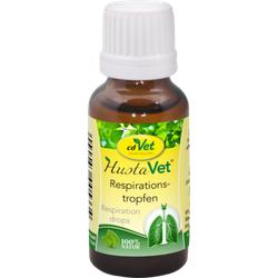HUSTAVET Respirationstropfen vet. 20 ml