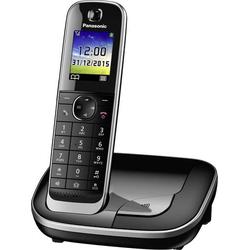 Panasonic KX-TGJ310GB Schnurloses Telefon analog Babyphone, Freisprechen