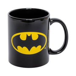 ak tronic Tasse Tasse Batman Logo, koloriert