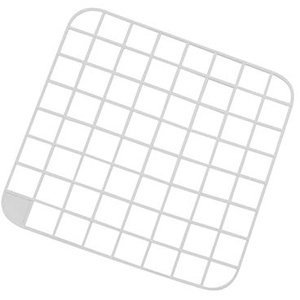 Spülbeckenmatte Kunststoff-Gitter Spülbeckeneinlage Waschbeckeneinlage