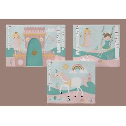 Flexa Textil Spielvorhang little Princess 83-20247