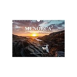 MENORCA 3 - Landschaftsfotografien von Niko Korte (Wandkalender 2021 DIN A4 quer)