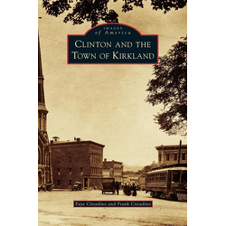 Clinton and the Town of Kirkland als Buch von Faye Cittadino