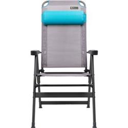 Portal KEN Camping Klappsessel - grau/blau