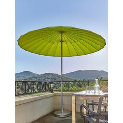 Sonnenschirm Simi grün, 247 cm