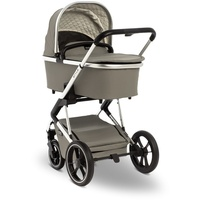 Moon Style taupe inkl. Babywanne