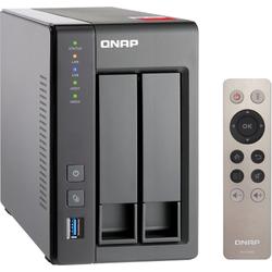 QNAP NAS Server Qnap TS-251+-8G NAS-Server