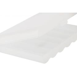 Aufbewahrungsbox B6 für 6x 18650 bis 65,5 mm lange Li-Ion-Akkus