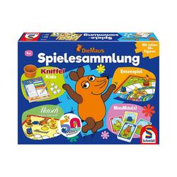 Schmidt Spiele Spielesammlung, Die Maus, Spielsammlung