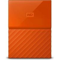 Western Digital My Passport 2TB USB 3.0 orange (WDBS4B0020BOR-WESN)