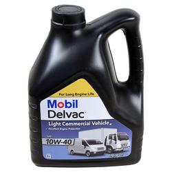 Mobil 1 Delvac Light Commercial V.E 10W-40 4 Liter