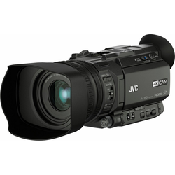 JVC GY-HM170E Camcorder (4K Ultra HD, 12x opt. Zoom, Bildstabilisator)