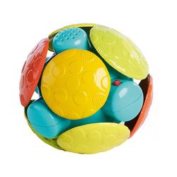 Kids II Rasselball Oball Wobble Bobble vibrierender Ball
