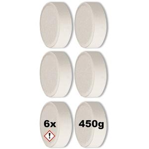 Luftentfeuchter Granulat Tabs Nachfüllpack für Box Nachülltabs 450g Raum 1