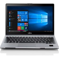 "Fujitsu Lifebook (13.30"", QHD, Intel Core i7-8650U, 16GB, 512GB, LTE), Notebook, Grau, Silber"