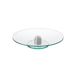 LEONARDO GK/Tortenplatte Turn, 33 cm