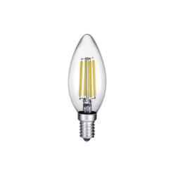 Trio Leuchten LED-Leuchtmittel Kerze 989-400 4W / 400 Lumen