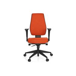 hjh OFFICE Drehstuhl hjh OFFICE Profi Bürostuhl PRO-TEC 500 rot
