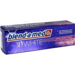 BLEND A MED 3D WHITE vitalizing fresh Zahnpasta 75 ml