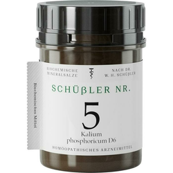 Schuessler Nr. 5 Kal. phos. D6