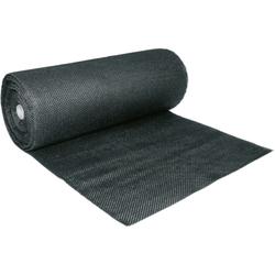 Antirutschmatte. Rolle LxB 10.0 x 0.6 m schwarz