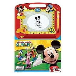 Micky, Spielbuch + Zaubertafel