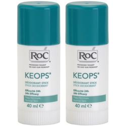 RoC Keops Deo-Stick 24h 2x40 ml