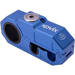 Kovix KHL, Alarm-Bremshebelschloss - Blau
